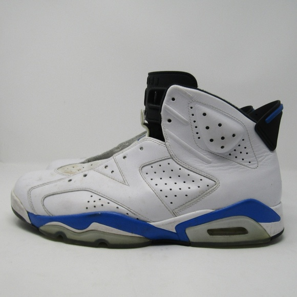 a23a295b1d55 Jordan Other - Nike Air Jordan 6 VI Retro Sport Blue Size 13